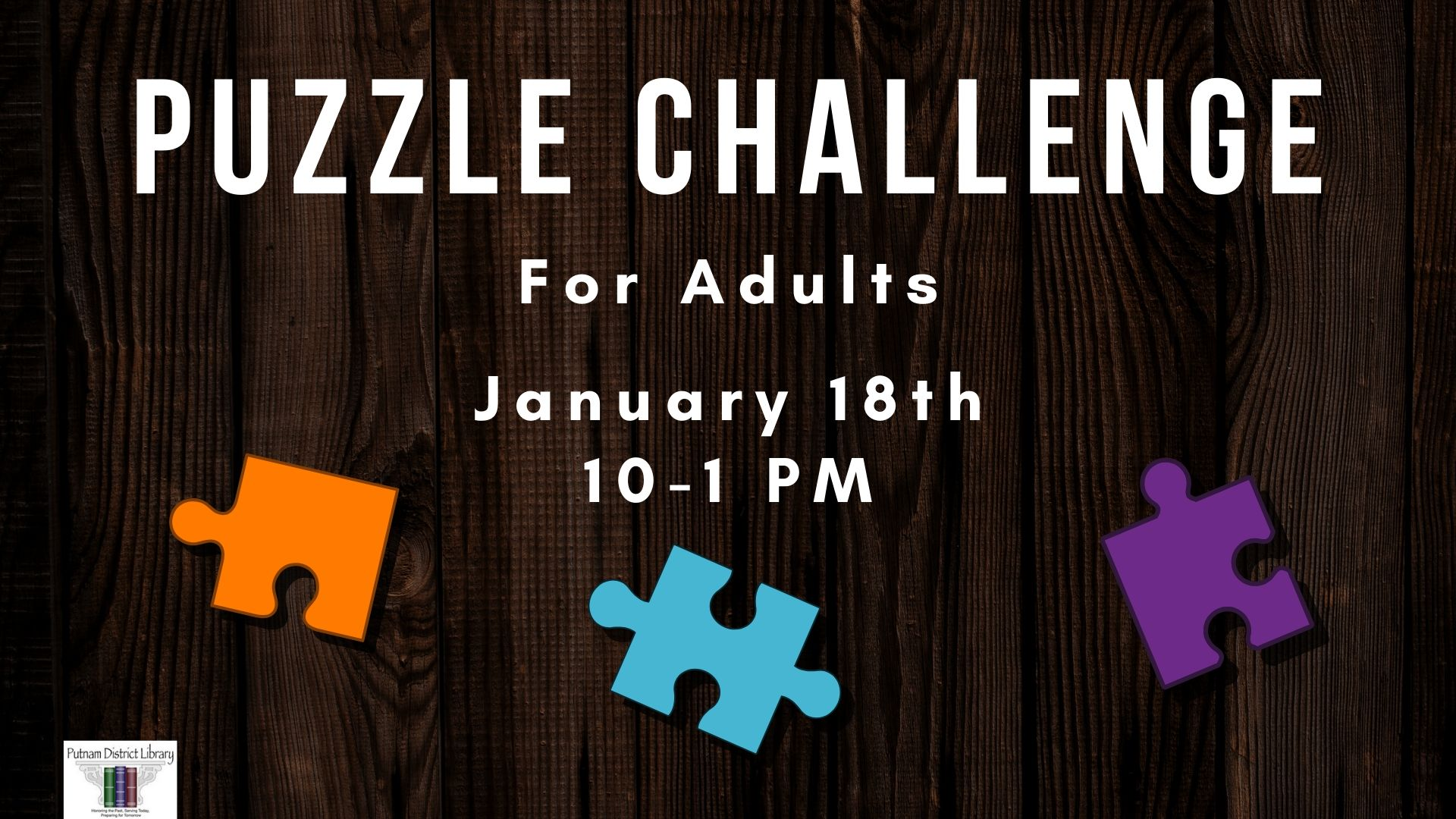 Puzzle Challenge for Adults