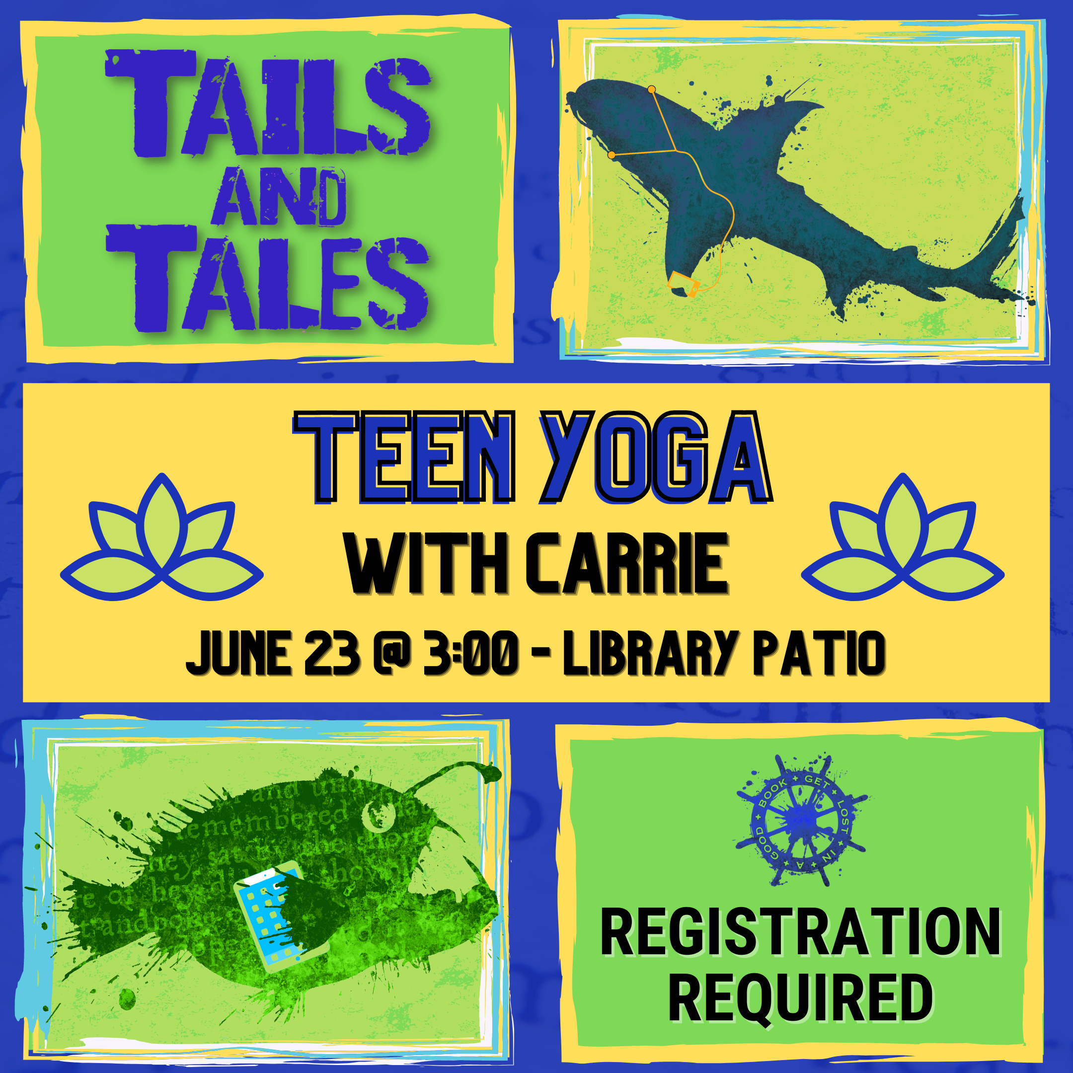 Teen Yoga with Carrie