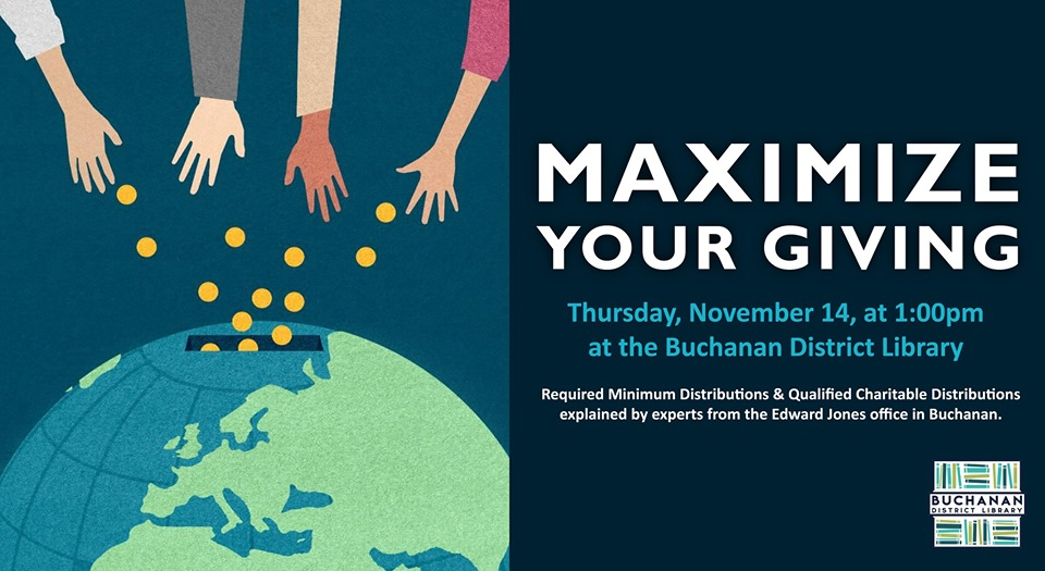 Maximize Your Giving