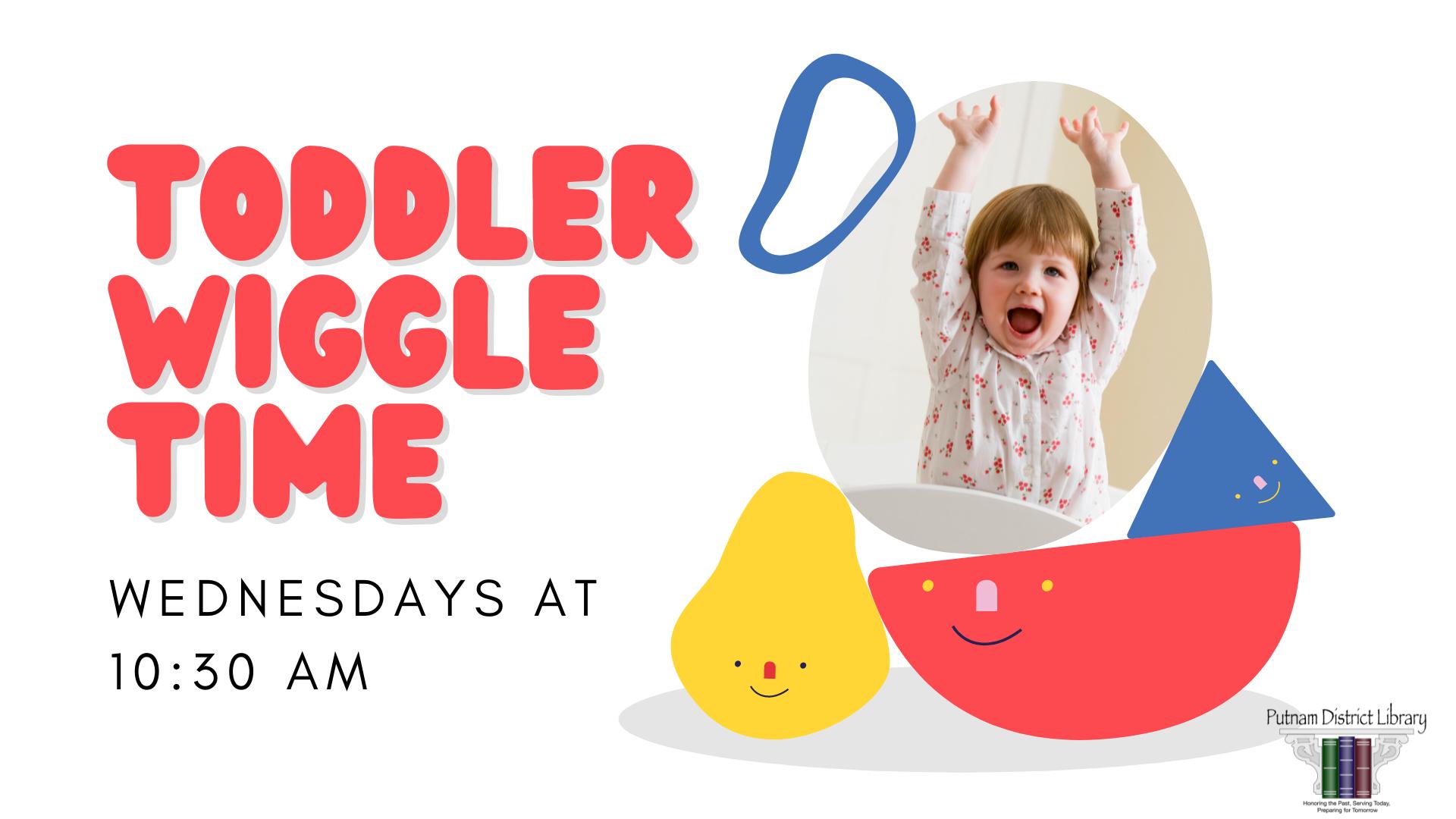 Toddler Wiggle Time