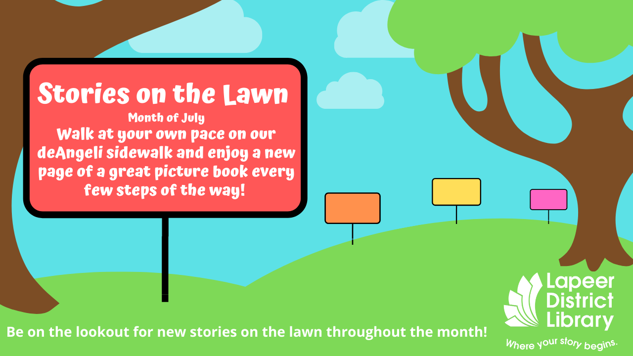 Stories on the Lawn